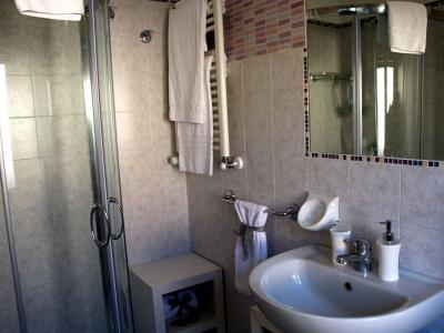 Badezimmer Hotel Cristina - Lazise